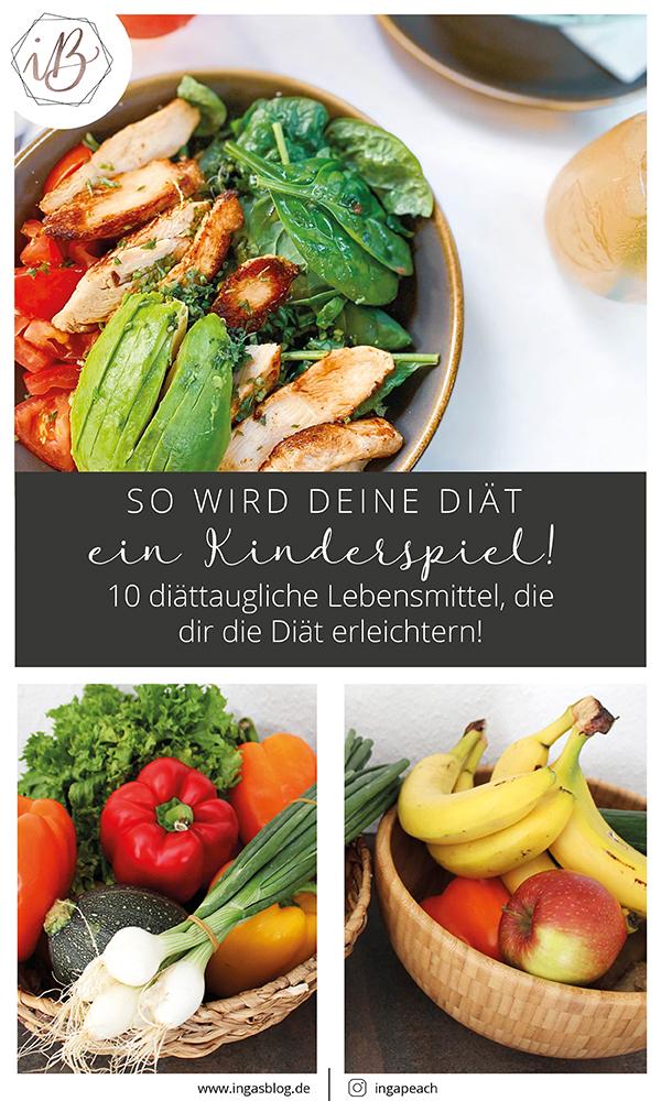 Die besten Diät Lebensmittel
