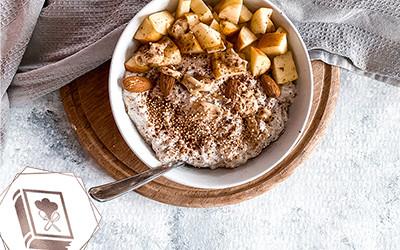 Buchweizen Protein Frühstücksbowl – glutenfrei