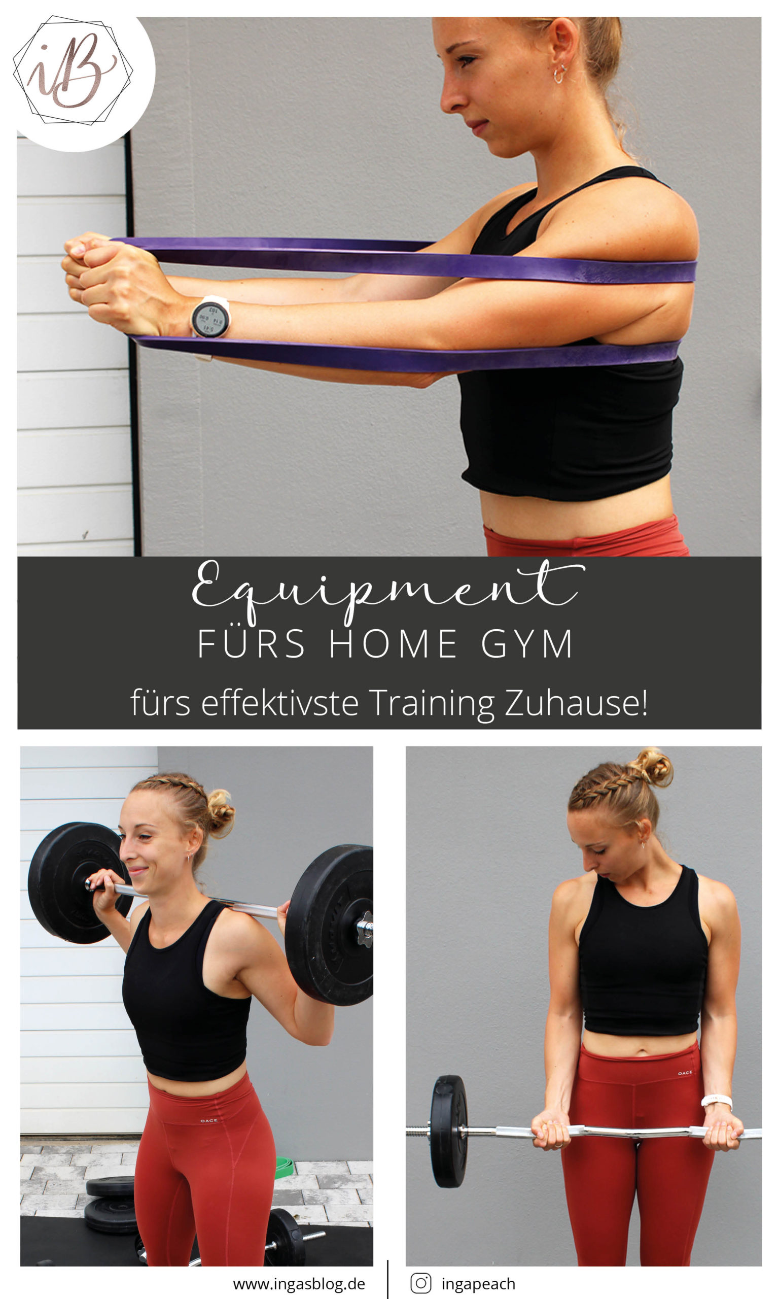 mein liebstes Home Gym Equipment