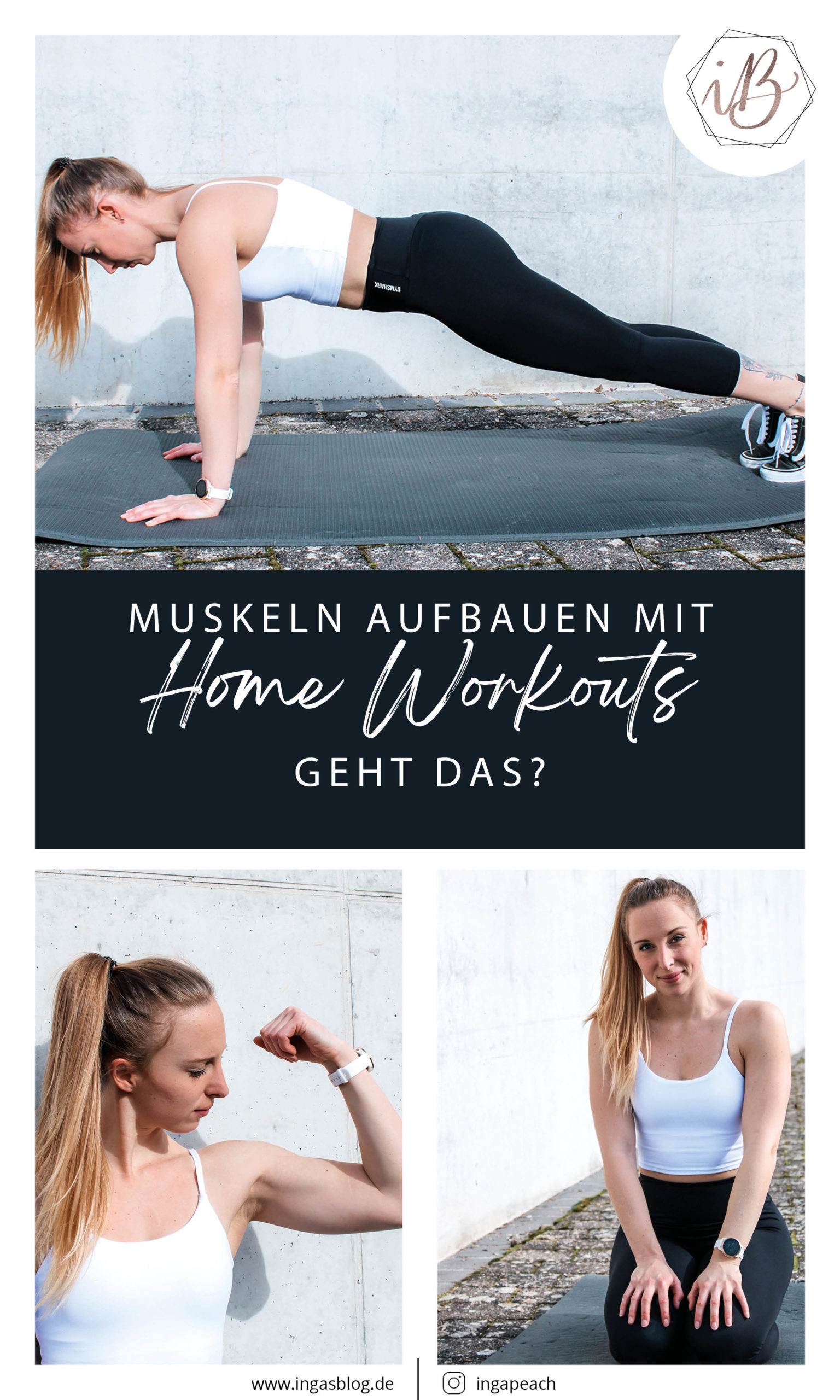 Home Workouts link