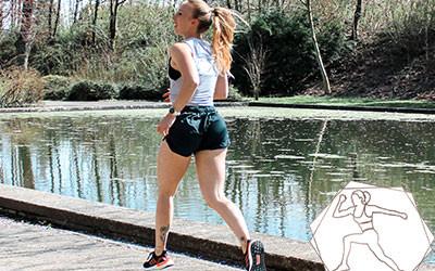 Mein Standard Lauf-Equipment: das brauchst du wirklich zum Laufen!