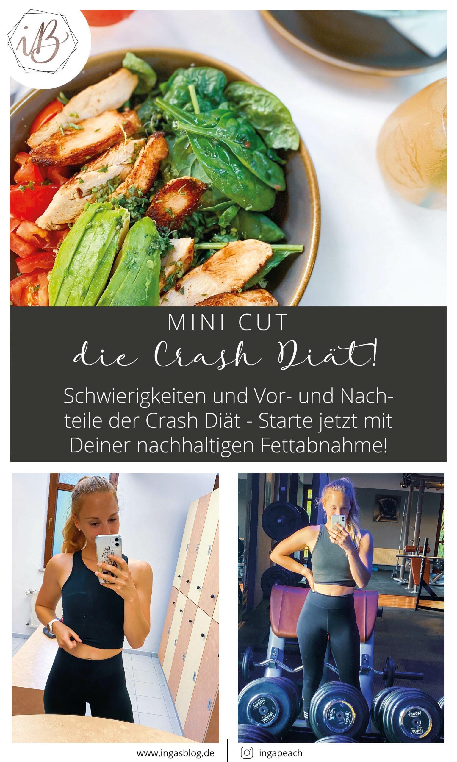Mini Cut - die Crash Diät Teil 2